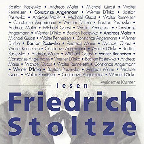 Friedrich Stoltze - CD - Friedrich Stoltze - Preis vom 16.06.2021 04:47:02 h