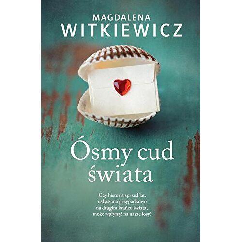 Magdalena Witkiewicz - Osmy cud swiata - Preis vom 21.06.2021 04:48:19 h