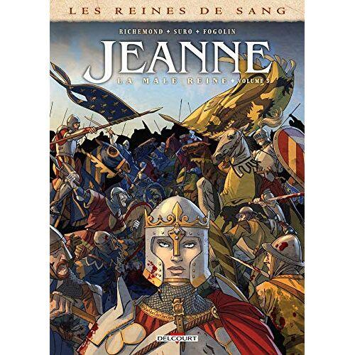 - Les Reines de sang - Jeanne, la Mâle Reine T03 (Les Reines de sang - Jeanne, la Mâle Reine, 3) - Preis vom 23.07.2021 04:48:01 h