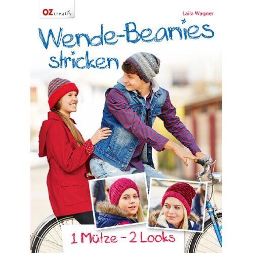 Laila Wagner - Wende-Beanies stricken: 1 Mütze - 2 Looks - Preis vom 18.06.2021 04:47:54 h