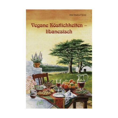 Abla Maalouf-Tamer - Vegetarisch kochen - libanesisch - Preis vom 22.06.2021 04:48:15 h