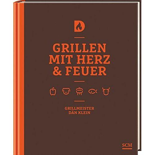 Dan Klein - Grillen mit Herz und Feuer - Preis vom 17.06.2021 04:48:08 h