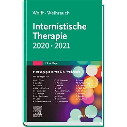 Hans-Peter Wolff - Internistische Therapie - Preis vom 13.10.2021 04:51:42 h