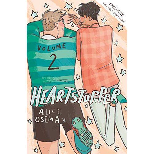 Alice Oseman - Heartstopper Volume Two - Preis vom 23.07.2021 04:48:01 h