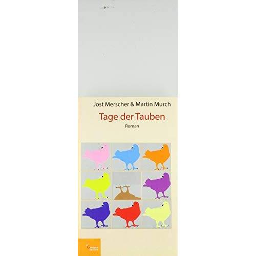 Jost Merscher - Tage der Tauben - Preis vom 18.06.2021 04:47:54 h