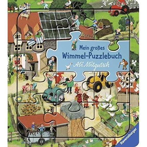 - Mein großes Wimmel-Puzzlebuch - Preis vom 02.08.2021 04:48:42 h