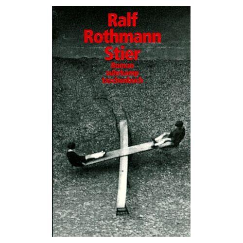 Ralf Rothmann - Stier. - Preis vom 20.06.2021 04:47:58 h
