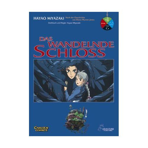 Hayao Miyazaki - Das wandelnde Schloß: Das wandelnde Schloss, Band 4: Das Buch zum Film: BD 4 - Preis vom 21.06.2021 04:48:19 h