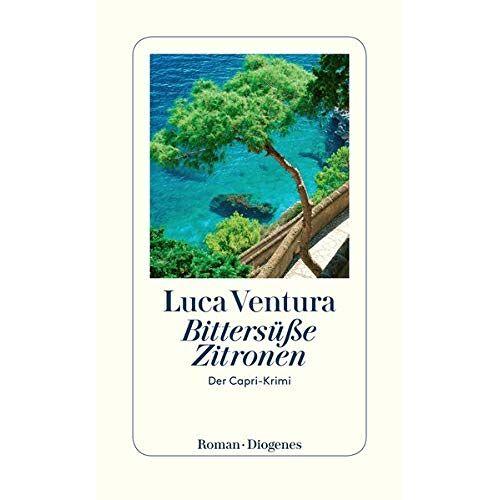 Luca Ventura - Bittersüße Zitronen: Der Capri-Krimi - Preis vom 27.07.2021 04:46:51 h
