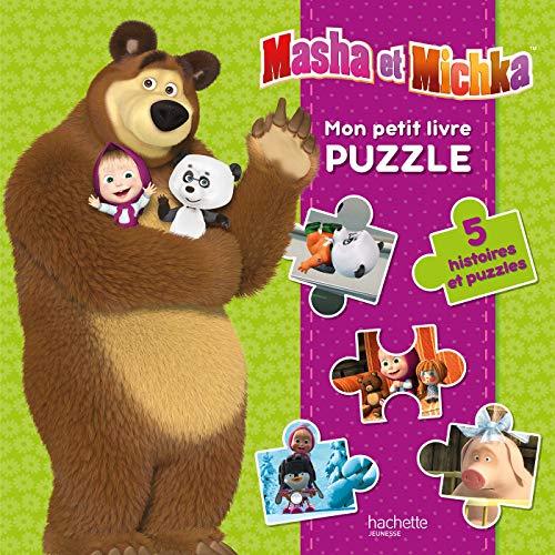 - Mon petit livre puzzle Masha et Michka : 5 histoires puzzle - Preis vom 19.06.2021 04:48:54 h