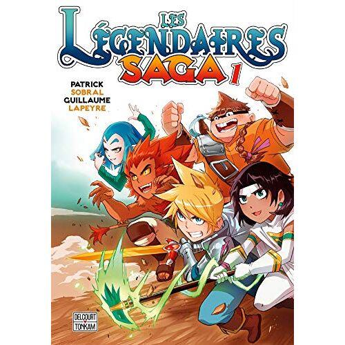 - Les Légendaires - Saga T01 (Les Légendaires - Saga (1)) - Preis vom 09.06.2021 04:47:15 h