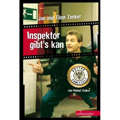 """Jan Zenker - Inspektor gibt's kan: """"Kottan ermittelt"""" von Helmut Zenker - Preis vom 29.07.2021 04:48:49 h"""