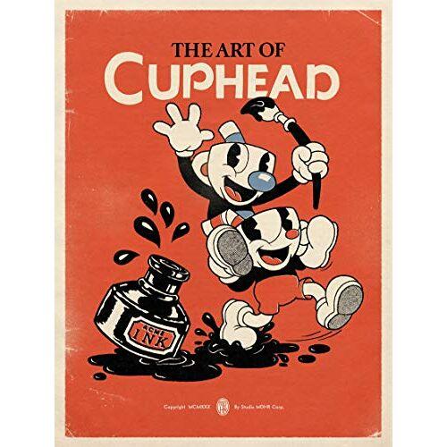 Studio MDHR - The Art of Cuphead - Preis vom 17.06.2021 04:48:08 h