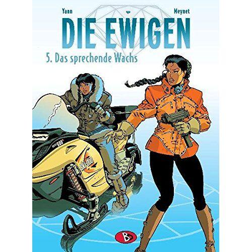 Yann - Die Ewigen #5: Das sprechende Wachs - Preis vom 18.06.2021 04:47:54 h