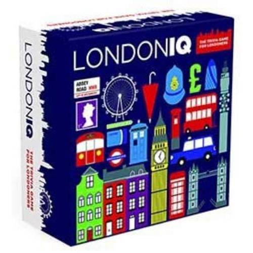 - London IQ: The Trivia Game for Londoners (Iq Games) - Preis vom 13.06.2021 04:45:58 h
