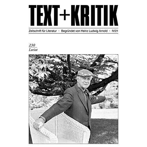 Claudia Stockinger - Loriot (TEXT+KRITIK) - Preis vom 15.06.2021 04:47:52 h