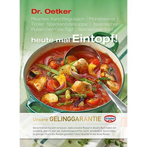 Dr. Oetker - Heute mal Eintopf - Preis vom 15.10.2021 04:56:39 h
