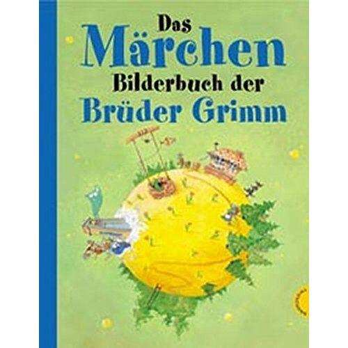 Brüder Grimm - Das große Märchenbilderbuch der Brüder Grimm - Preis vom 15.06.2021 04:47:52 h
