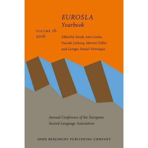 Liszka, Sarah Ann - Eurosla Yearbook: Volume 16 (2016) - Preis vom 17.06.2021 04:48:08 h