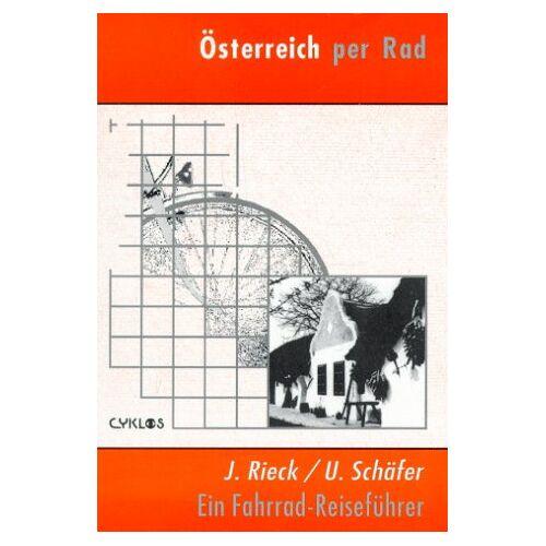 Jürgen Rieck - Österreich per Rad - Preis vom 09.06.2021 04:47:15 h