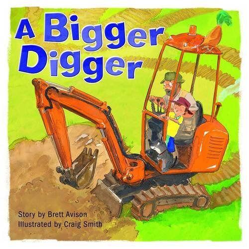Brett Avison - A Bigger Digger - Preis vom 15.06.2021 04:47:52 h