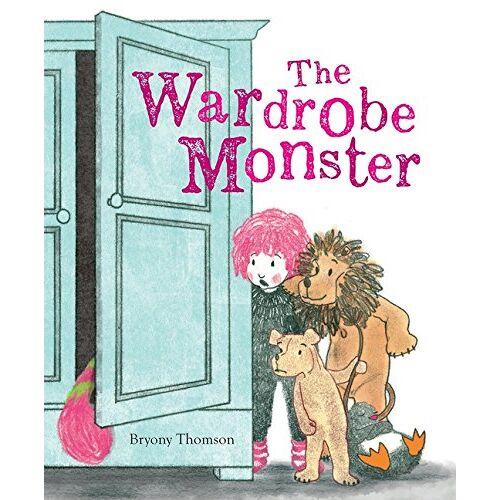 Bryony Thomson - Thomson, B: Wardrobe Monster - Preis vom 14.06.2021 04:47:09 h