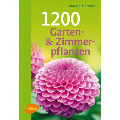 Martin Haberer - 1200 Garten- und Zimmerpflanzen - Preis vom 14.06.2021 04:47:09 h