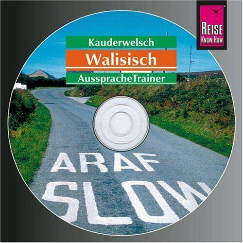 Britta Schulze-Thulin - Walisisch Wort für Wort. Kauderwelsch AusspracheTrainer. CD - Preis vom 21.06.2021 04:48:19 h