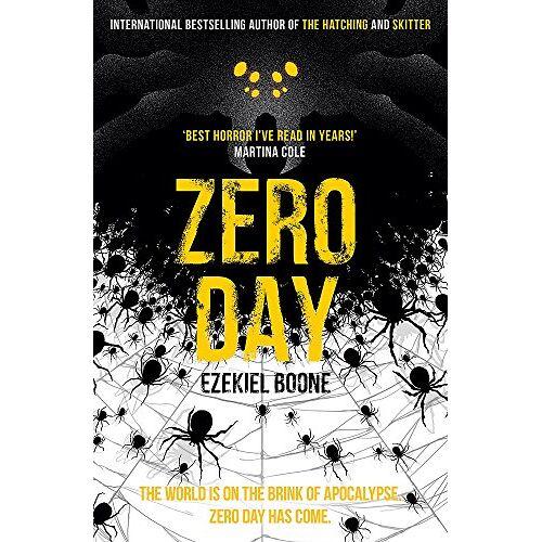 Ezekiel Boone - Zero Day - Preis vom 21.06.2021 04:48:19 h