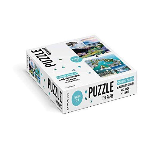 Isabelle Jeuge-Maynart - Puzzle Thérapie - Évasion zen - Preis vom 16.10.2021 04:56:05 h