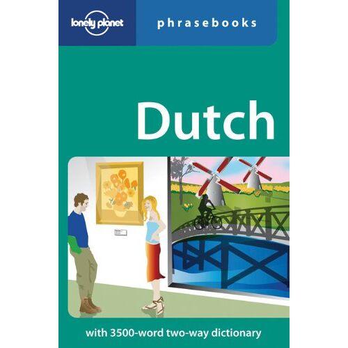 Lonely Planet Phrasebooks - Lonely Planet Dutch Phrasebook (Phrasebooks) - Preis vom 19.06.2021 04:48:54 h