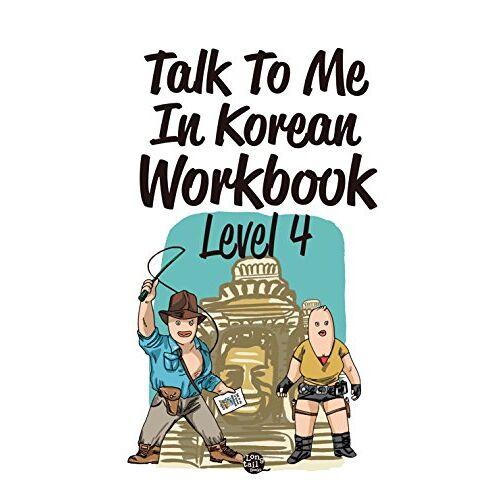 Talktomeinkorean - Talk To Me In Korean Workbook Level 4 - Preis vom 15.10.2021 04:56:39 h