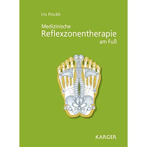 I. Finckh - Medizinische Reflexzonentherapie am Fuss - Preis vom 19.06.2021 04:48:54 h