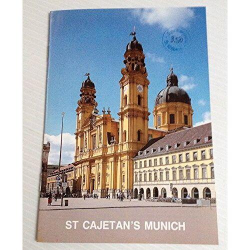 - München: St Cajetan's Theatine Church - Preis vom 16.06.2021 04:47:02 h