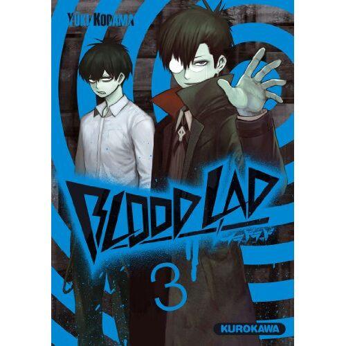 Yuuki Kodama - Blood Lad, Tome 3 : - Preis vom 22.09.2021 05:02:28 h