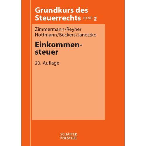 Reimar Zimmermann - Einkommensteuer - Preis vom 17.05.2021 04:44:08 h