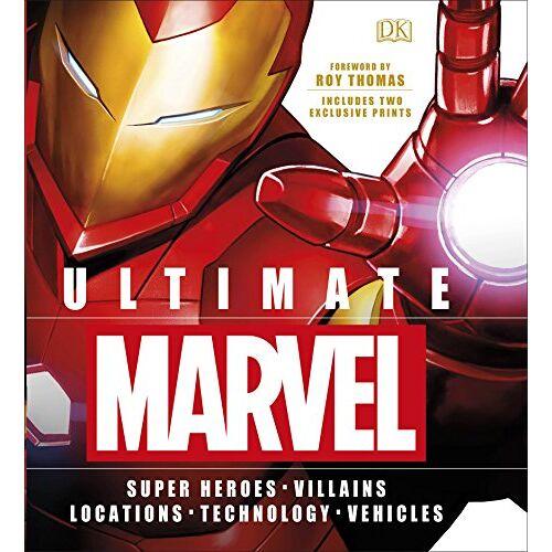 DK - Ultimate Marvel (Dk Ultimate) - Preis vom 15.06.2021 04:47:52 h