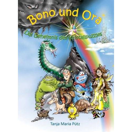 Tanja Maria Pütz - Bono und Ora - Das Geheimnis des Kristallpuzzles - Preis vom 18.10.2021 04:54:15 h