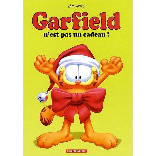 Jim Davis - Garfield, Tome 17 : Garfield n'est pas un cadeau ! - Preis vom 20.09.2021 04:52:36 h