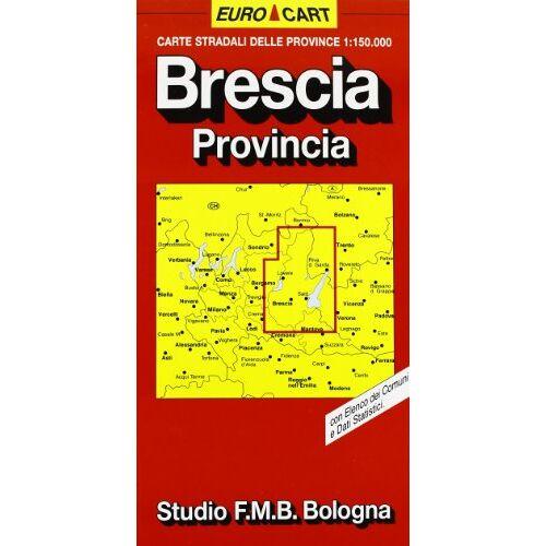 - Brescia 1:150.000 - Preis vom 13.06.2021 04:45:58 h