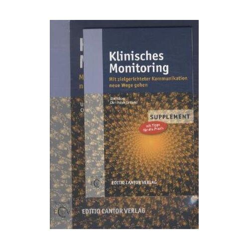 U. Küper - Klinisches Monitoring: Mit zielgerichteter Kommunikation neue Wege gehen - Preis vom 22.06.2021 04:48:15 h