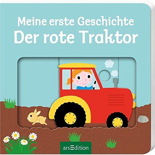 - Meine erste Geschichte Der rote Traktor - Preis vom 22.07.2021 04:48:11 h
