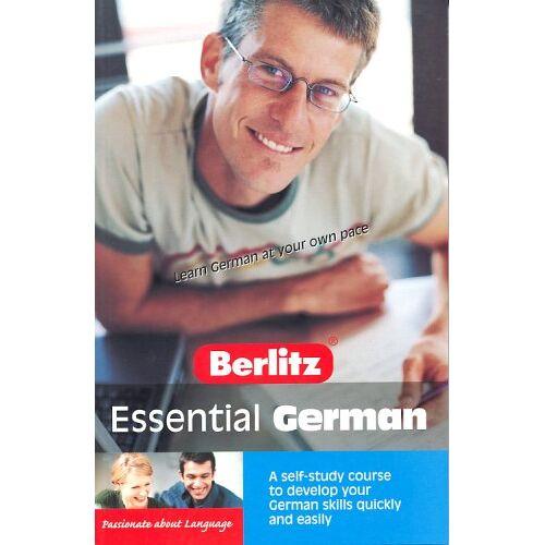Berlitz Guides - Berlitz Language: Essential German (Berlitz Essential) - Preis vom 13.06.2021 04:45:58 h