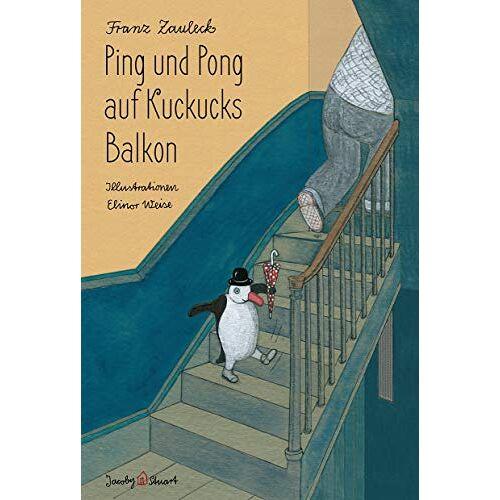 Franz Zauleck - Ping und Pong auf Kuckucks Balkon - Preis vom 20.06.2021 04:47:58 h
