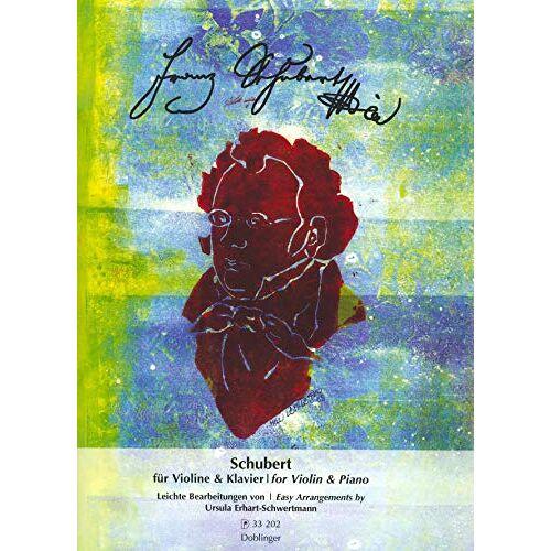 Franz Schubert - Schubert Fur Violine Und Klavier Violon - Preis vom 19.06.2021 04:48:54 h