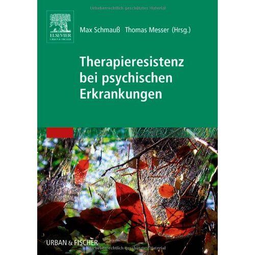 Max Schmauß - Therapieresistenz bei psychischen Erkrankungen - Preis vom 30.07.2021 04:46:10 h