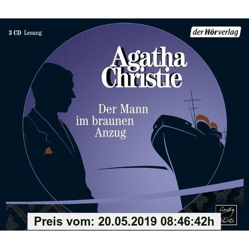 Agatha Christie Der Mann im braunen Anzug