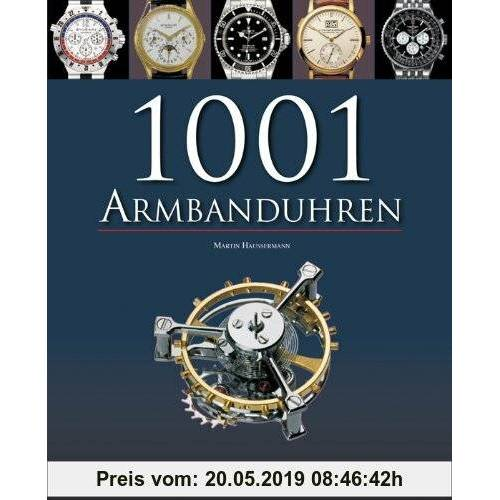 Martin Häußermann 1001 Armbanduhren
