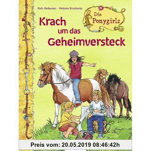 Ruth Gellersen Die Ponygirls 01. Krach um das Geheimversteck
