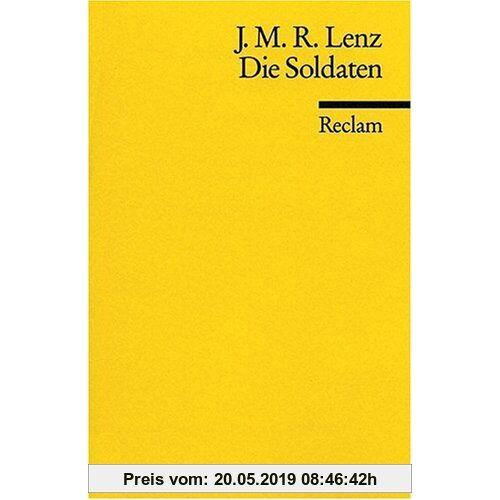Lenz, Jakob M Die Soldaten
